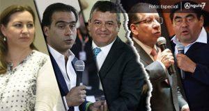Martha Erika, Chaín y Romero desairan al CCE; Barbosa y Doger van a encuentro