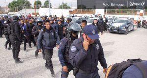 Imputan delito de conspiración a dos mandos policiacos de Texmelucan