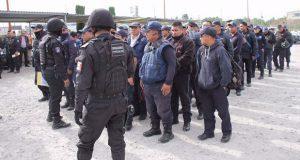 Revisión a policías, respuesta a más de 50 oficios: edil de San Martín