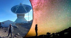 Dan premio internacional a mexicana por tesis sobre astronomía