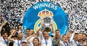 Real Madrid consigue la decimotercera 'Orejona'