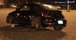 Pese a seguridad, acusan robos en estacionamiento de planta de Volkswagen