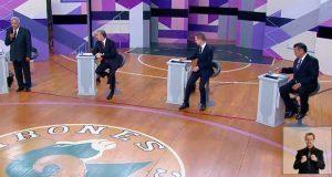A 6 de cada 10 les gustó nuevo formato de debate presidencial