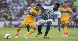 Tigres, cerca de otra semifinal; Toluca sobrevive en Morelia