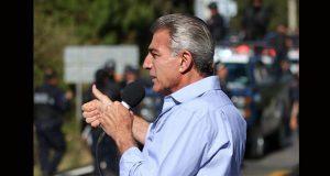 Tendrán castigo policías de Texmelucan implicados en crímenes: Gali