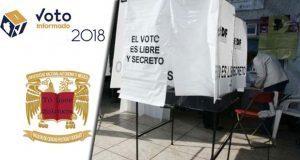 INE y UNAM ofrecen plataforma que difunde propuestas de candidatos