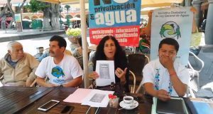 ASA protestará contra decretos que levantaron veda hidráulica