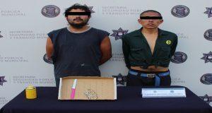 Ssptm confirma 2 detenidos por agresión a policías en Balcones del Sur