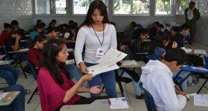 En 30 sedes, 17 mil realizan pruebas de admisión a la BUAP