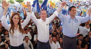 Anaya cierra campaña en Gto y afirma que sólo él puede ganarle a AMLO