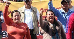 Antorchistas denuncian agresiones de Morena y MC en Huitzilan