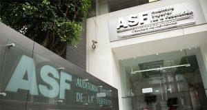INE y ASF firman convenio para fiscalizar campañas electorales