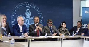 Canacintra reconoce capacidad de innovación y emprendimiento de BUAP