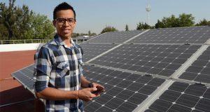 En BUAP, diseñan sistema que monitorea condiciones de celdas solares