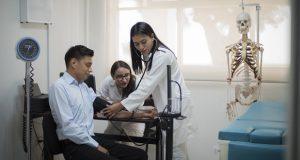 Sala de juicios y equipo médico para campus nororiental de BUAP