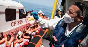 ¿Qué es Aquarius y por qué ha reavivado la crítica a la política migratoria italiana?