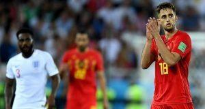 Bélgica gana y arrebata el liderato de grupo a Inglaterra