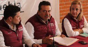 A 6 días de elección, Villarroel y Eleazar aún pelean candidatura