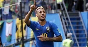Brasil vence 2-0 y elimina a Costa Rica en tiempo de compensación