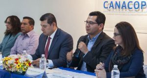Canacope presenta a candidatos agenda de trabajo con cinco ejes