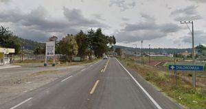 Cierran carretera El Seco-Azumbilla por desaparición de joven