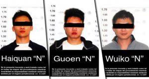 Detienen a 6 chinos y 4 mexicanos con 10 mdd ligados al CJNG
