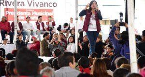 Guarderías y esparcimiento en Central de Abasto: Claudia Rivera