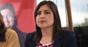 Denuncia Claudia Rivera amenazas de violencia el día de la elección
