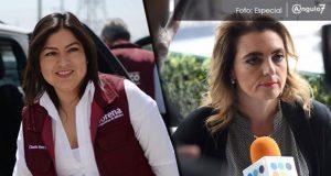 """Claudia Rivera y Migoya cancelan evento con Deloya por """"lucha de egos"""", dicen"""