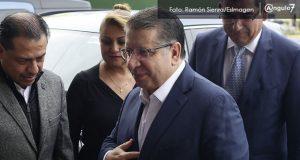 Meade ignora comentarios de Lozano sobre elecciones en Puebla: Doger