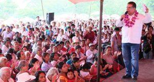 Apoyaré a pueblos indígenas y grupos vulnerables: Enrique Doger