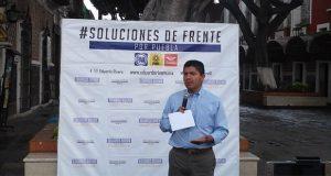 Universidades y Cámaras capacitarán nuevos negocios: Eduardo Rivera