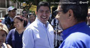 Rechaza Eduardo Rivera que proceso de cuenta pública le impida ser alcalde