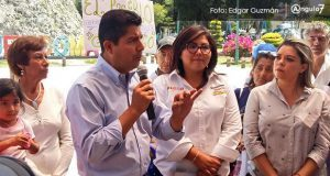Asegura Eduardo Rivera que guerra sucia en su contra incrementará