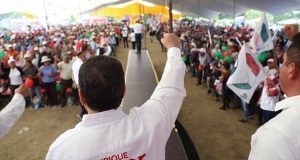 Impulsaré empleo con parque industrial en Tlahuapan: Doger