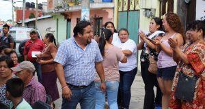 Fernando López propone construcción de hospital en Huauchinango