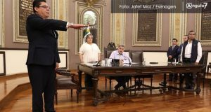 Congreso nombra a funcionario de SGG como alcalde de San Martín Texmelucan