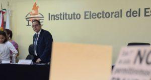 En plena campaña partidos políticos sustituyeron mil 808 candidatos