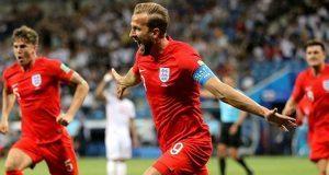 Inglaterra vence 2-1 al complicado Túnez con doblete de Kane