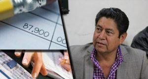 """Amador Tejeda, 1er candidato a alcaldía de Amozoc con """"3 de 3"""""""
