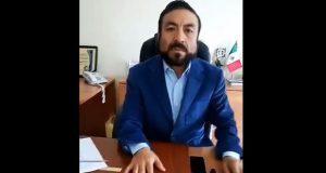 Edil de Amozoc desmiente video que lo acusa de ejecución de policías