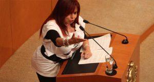 Layda Sansores acusa difamación por acusación de gasto injustificado