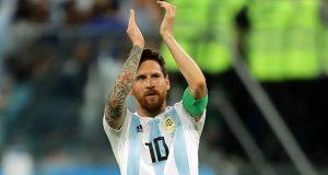 Argentina, con Messi de líder, vence 2-1 a Nigeria y califica