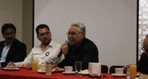 Lisandro Campos propone construir una central de abastos en Tehuacán