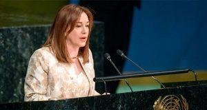 Asamblea General de la ONU será presidida por una mujer latina
