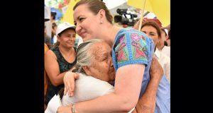 Invertiré en familias y seguridad de migrantes: Martha Erika