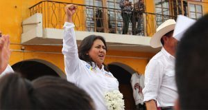 Nadia Navarro exhorta a apostar por desarrollo el 1 de julio