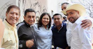Buscaré aumento de presupuesto en apoyo a migrantes: Nadia Navarro