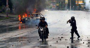 En Nicaragua, 212 muertos y 1,337 heridos por protestas: CIDH