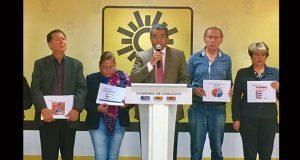 Anaya y Barrales van a perder porque fueron impuestos: líder de PRD